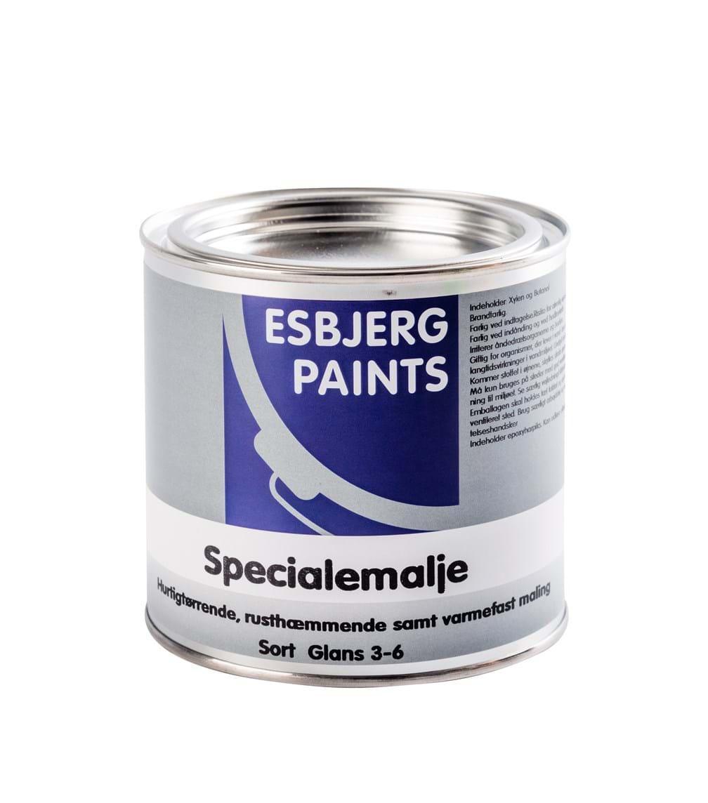 Frisk frugt Specialemalje - Esbjerg Paints QV03